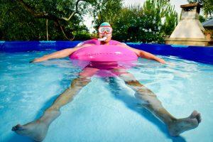 Um einen Pool richtig zu geniessen muss dieser auch sauber gehalten werden