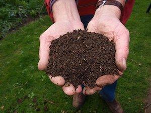 Kompostierungsmittel beschleunigt den Gärprozess