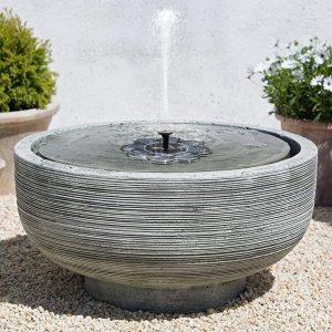 Solar Springbrunnen 3